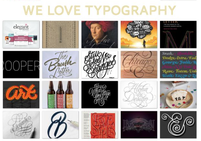 15 top typography resources